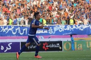 زهیوی: شادی را به قلب خوزستانی ها بردیم