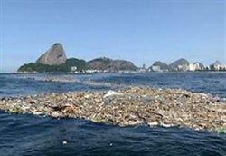 آلودگی آب خلیج گوانابارا در آستانه آغاز المپیک