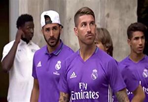 ارتش رئال مادرید آماده نبرد با چلسی