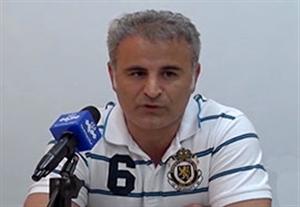 کنفرانس خبری مربیان قبل از بازی استقلال خوزستان - استقلال