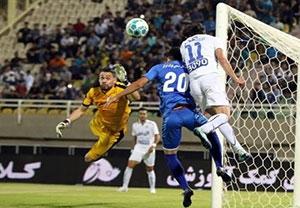 خلاصه بازی استقلال خوزستان 2-1 استقلال تهران