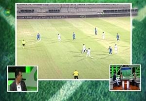 آنالیز داوری بازی استقلال خوزستان - استقلال