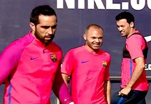 بارسلونا با 6 غایب مهم مقابل قهرمان انگلیس
