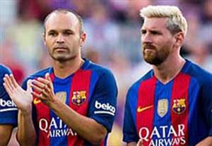 خلاصه بازی بارسلونا 3-2 سامپدوریا