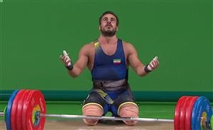 تایید مدال نقره کیانوش رستمی در المپیک 2012