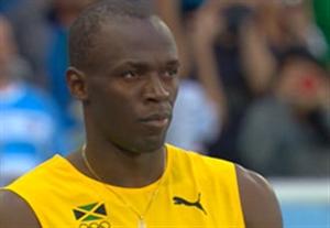 مقام اول بولت در مرحله مقدماتی دوی 100 متر