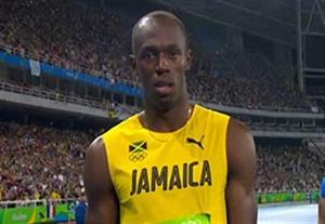مقام اول بولت در دوی 200 متر