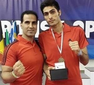 تکواندوی آذربایجان با مربی ایرانی قهرمان اروپا شد