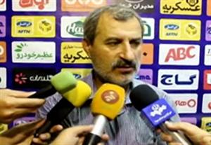 مصاحبه مربیان بعد از بازی ملوان - سپیدرود رشت