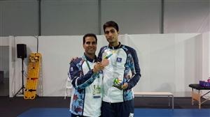 جمهوری آذربایجان قهرمان جام جهانی تکواندو شد