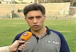 گزارشی از تمرینات تیم فوتبال هفت نفره ایران