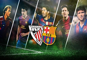5 گل برتر بارسلونا در ورزشگاه خانگی بیلبائو