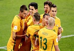 خلاصه بازی امارات 0-1 استرالیا