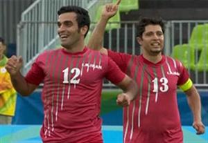 خلاصه بازی ایران 3-1 آرژانتین (فوتبال 7 نفره)