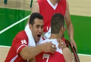 خلاصه بسکتبال با ویلچر آلمان 63-69 ایران
