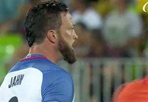 خلاصه بازی هلند 2-2 آمریکا (فوتبال 7 نفره)