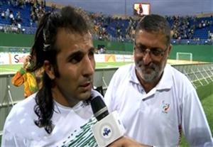 حواشی بازی فوتبال 5 نفره ایران - ترکیه