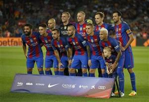 پیش بازی لگانس- بارسلونا
