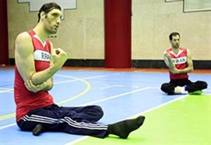 ترینهای ایران در رقابتهای پارالمپیک ریو 2016