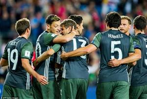 اعلام فهرست تیم ملی آلمان برای بازی با چک