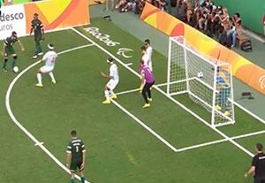 خلاصه بازی برزیل 2-0 ترکیه (فوتبال 5 نفره)