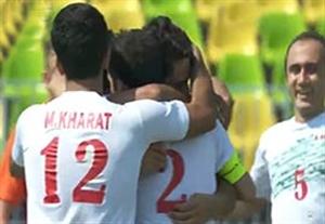 خلاصه بازی ایران 2-0 هلند (فوتبال 7 نفره)