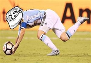 تمارض های ناموفق در دنیای فوتبال