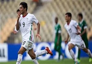گلهای بازی ایران 3-2 عربستان (کمتر از 16 سال)