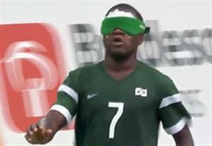 خلاصه بازی برزیل 2-1 چین (فوتبال 5 نفره)