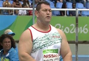 مقام ششمی باقری در پرتاب وزنه پارالمپیک