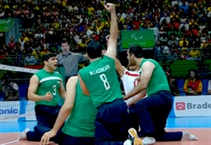 خلاصه والیبال نشسته برزیل 0-3 ایران