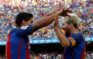 لگانس 1-5 بارسلونا: سه امتیاز مثل خیار!