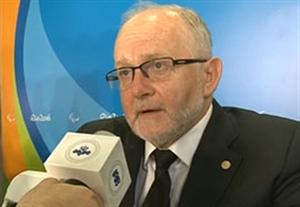 صحبت های رئیس کمیته بین المللی پارالمپیک درباره گلبارنژاد