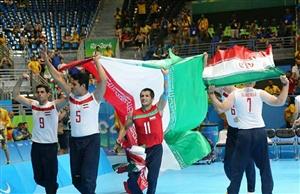 ایران 3 - بوسنی 1؛ پایان طلایی در پارالیمپیک تلخ