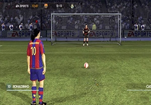 تفاوت ضربات پنالتی از FIFA94 تا FIFA17