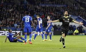 پیروزی چلسی برابر لسترسیتی در جام اتحادیه