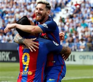 پیش بازی اسپورتینگ خیخون - بارسلونا