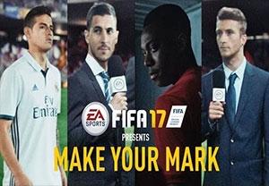 تریلر جذاب و دیدنی بازی FIFA17
