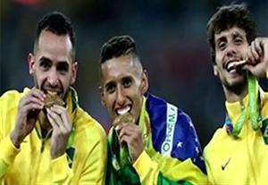 رودریگو کایو و مارکینیوس ستاره های جوان برزیل در المپیک