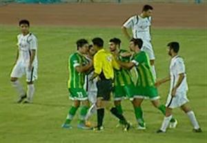 خلاصه بازی شهرداری بوشهر 0-0 ذوب آهن (پنالتی 5-6)