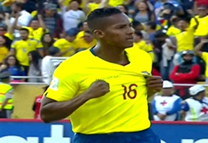 خلاصه بازی اکوادور 3-0 شیلی