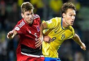 خلاصه بازی لوکزامبورگ 0-1 سوئد