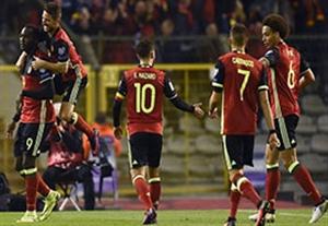 خلاصه بازی بلژیک 4-0 بوسنی