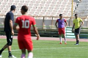 استارت کادر فنی تیم ملی برای بازی مقابل سوریه