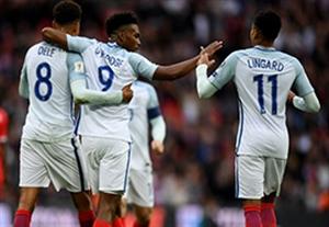 خلاصه بازی انگلیس 2-0 مالت