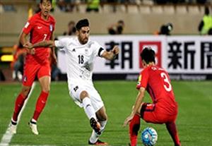 خلاصه بازی ایران 1-0 کرهجنوبی