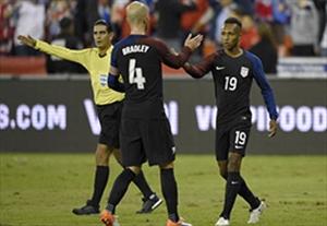 خلاصه بازی آمریکا 1-1 نیوزلند