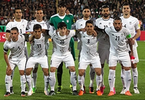 صعود 10 پله ای ایران در رنکینگ جدید فیفا