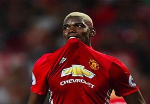 پوگبا بدنبال افتخارآفرینی برای منچستر یونایتد