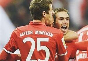 پیروزی بایرن مقابل آگسبورگ در جام حذفی